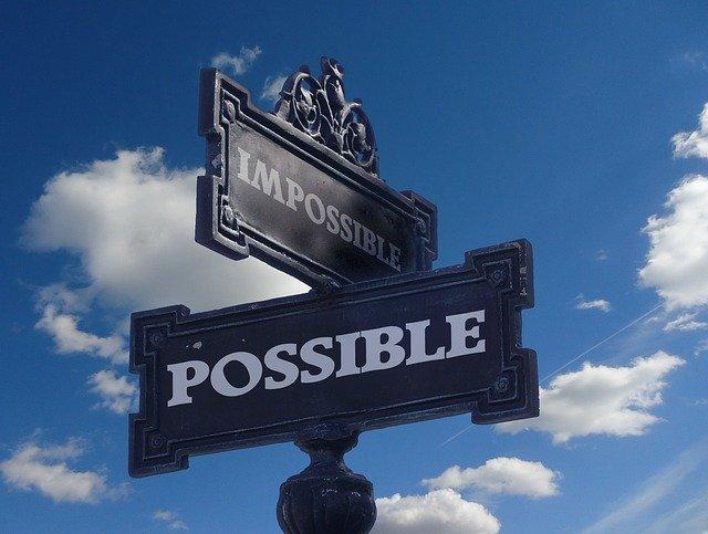 Réaliser l'impossible requiert une méthode