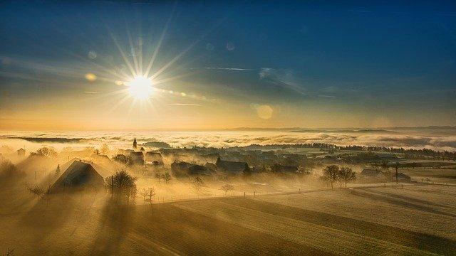 Les bienfaits du soleil sur le moral : 10 minutes par jour